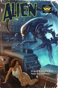 Vintage Pulp Book Covers Of Star Wars And Other Science Fiction Films - DesignTAXI.com