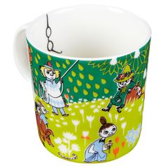 Moomin Mugs from Arabia – A Complete Overview Tove Jansson, Moomin Mugs, Moomin Valley, Illustration Art, Illustrations, Finland, Mumi, Tableware, Inspirational