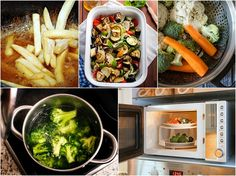 What's The Best Way To Cook Vegetables To Maximize Their Nutritional Value?  Which method do you use? Find healthy, delicious recipes at www.MarysLocalMarket.com Sustainable-Natural-Community #maryslocalmarket