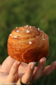 Flaky brioche by Philippe Conticini, ideal for tasting! Breakfast Pastries, Bread And Pastries, French Pastries, French Patisserie, Logo Patisserie, Brioche Bread, Dessert Bread, Vegan Sweets, Coffee Recipes