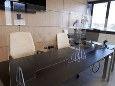 NO-INFECTION BARRIERS AND PROTECTION SCREEN Conference Room, Table, Furniture, Home Decor, Decoration Home, Room Decor, Tables, Home Furnishings, Home Interior Design