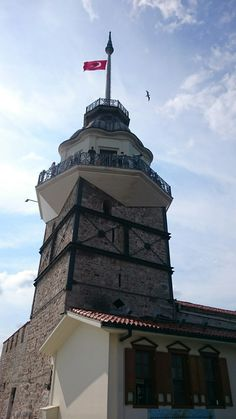"See 123603 photos from 570026 visitors about scenic views, maiden tower, and spacious. ""Also known as the Maiden's Tower, this tower built in 408 BC. Cool Girl Pictures, City Wallpaper, Cute Photography, Fake Photo, Story Video, Instagram Story, Places To Travel, Videos, Tower"