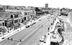 Calle 23. Desde E hasta 12. Mediados de 1950s