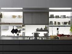 Einbauküchen | Küchensysteme | New Logica System Vitrum. Check It Out On  Architonic