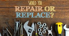 Is it time to repair or replace your equipment? Air Conditioning Services, Heating And Air Conditioning, Heating And Cooling, Things To Come, Fresh, Cool Stuff, Cool Things
