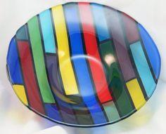 Fusionados con el recipiente de vidrio por ShimmeringGlass en Etsy
