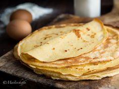 Crêpes+(ricetta+base+per+crepes+o+crespelle)