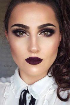 575fe166f62 20+ Hottest Smokey Eye Makeup Ideas 2019