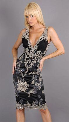 Mandalay dress - awesome designer worth the splurge!