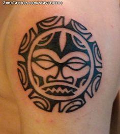 Tatuaje hecho por Gustavo, de Resistencia (Argentina). Si quieres ponerte en contacto con él para un tatuaje o ver más trabajos suyos visita su perfil: http://www.zonatattoos.com/stavotattoo    Si quieres ver más tatuajes de soles visita este otro enlace: http://www.zonatattoos.com/tatuaje.php?tatuaje=106468