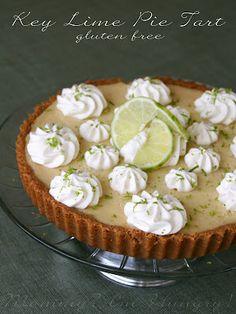 MIH Recipe Blog: Gluten Free key lime pie
