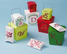 Martha Stewart Holiday Gift Packaging Ideas #PlaidCrafts