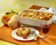 Unser beliebtes Rezept für Kürbis-Lasagne und mehr als 55.000 weitere kostenlose Rezepte auf LECKER.de.