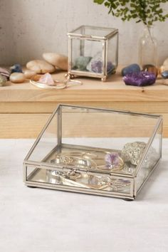 Mirror Bottom Display Box - Urban Outfitters