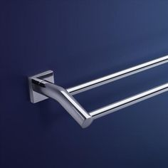 enix double towel rail 900mm