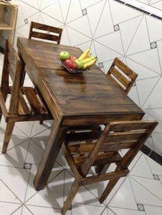 4-people-pallet-dining-set.jpg (720×960)