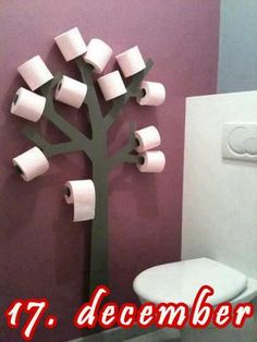 WC papirstræ