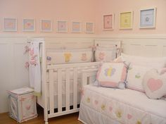 Decoracao de quarto de bebe pequeno 2