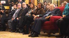 O la lucha por la democracia de Mário Soares - Apresentação pública