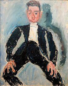 Chaïm Soutine — Wikipédia
