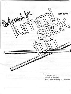 LIVELY MUSIC FOR LUMMI STICK FUN CD - This CD contains simple to more complex single and double lummi stick routines with instructions.