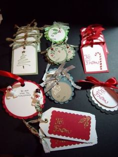 WT145 Gift Tags JT by Stamps'nCoffee - Cards and Paper Crafts at Splitcoaststampers