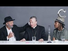 This Video of a Rabbi, a Priest, and an Atheist Smoking Weed and Discussing Faith is Delightful