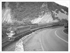 delaware water gap train station - Google Search Delaware Water Gap, Covered Wagon, Rolling Stock, Lehigh Valley, Diesel Locomotive, Train Station, Trains, Transportation, The Past