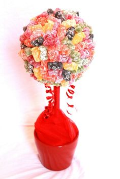 Jelly baby sweet tree