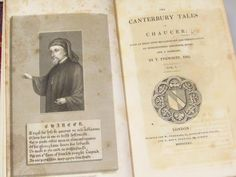 Golding Young & Mawer Bourne : Chaucer (Geoffrey).- Tyrwhitt (T., trans.) The Canterbury : Online Auction Catalogue