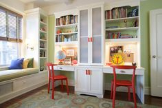 Homeschool Room Design Ideas, Pictures, Remodel, and Decor - page 13