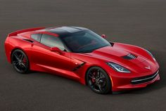 New Corvette C7!