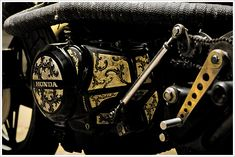 Retro Moto's '81 HondaCM400 - Pipeburn