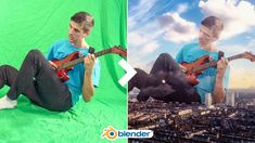 Steve Lund writes: Why not try out the new shiny Blender beta with some VFX! Learn tons of tips and tricks on how to shoot and composite great looking green screen effects with Blender Blender Models, Blender 3d, Vfx Tutorial, Blender Tutorial, Video Effects, Chroma Key, Cg Art, Screen Design, 3d Animation
