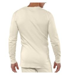 Carhartt - Product - Men's Heavyweight Cotton Thermal Crew Neck Top