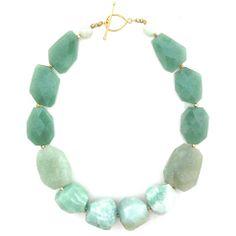 Necklace by Elva Fields