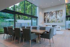 dinning room and art
