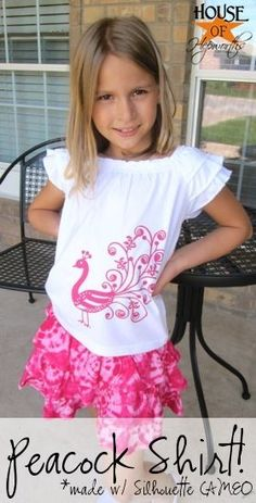 DIY heat transfer shirts & bags