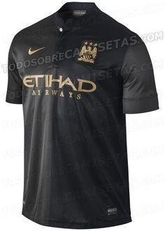 Manchester City Nike Away Kit