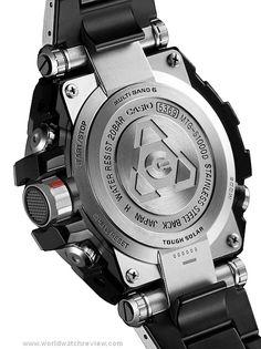 c192394820a  Casio  GShock Metal-Twisted (MTG-S1000D-1AJF