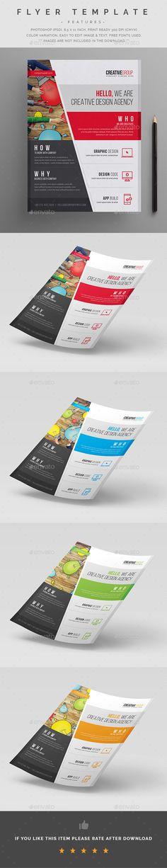 Creative Business Flyer
