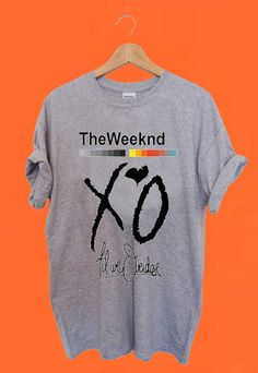 the weeknd xo trend abg for T Shirt Mens and T Shirt by TrendABG