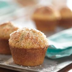 French Cinnamon Muffins from Martha White®