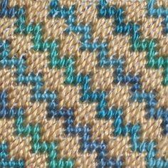 The Moorish Stitch