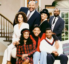 Fresh Prince of Bel-Air Cast Reunites to Support Alfonso Ribeiro at Dancing With…