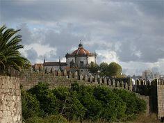 Monastère Serra Do Pilar (panorama sur la ville) - Porto