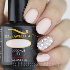 15 Gel nail trends designs 2018 – My hair and beauty Bio Gel Nails, Gell Nails, 3d Nails, Gel Nail Art, Manicure Colors, Gel Nail Colors, Gel Color, Beautiful Nail Polish, Nail Charms