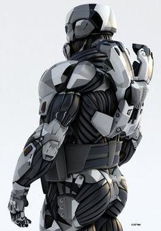 the original hi-poly nanosuit2 multiplayer. design by Timur Mutsaev: https://www.artstation.com/artist/timur