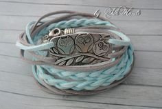 Hey, I found this really awesome Etsy listing at https://www.etsy.com/listing/230250100/owl-wrap-bracelet-boho-chic-womens-wrap