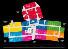 mall map for woodburn premium outletsa shopping center in